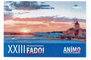 XXIII Congresso Regionale Anìmo Sicilia
